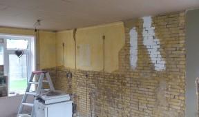 renovatie woning