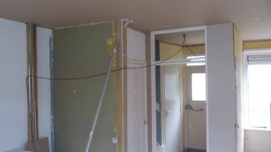 Verbouw en renovatie